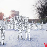 Weave Wave by The University of Manitoba Architecture Students