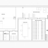 Second basement floor plan (Image: AAKAA & MARS Architectes)