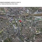 Aerial view of the site (Image: OFIS Arhitekti)