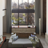 Fifth Avenue Duplex Penthouse in New York, NY by SPG Architects