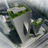 BIG's winning design for the Shenzhen International Energy Mansion