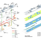 Terminal, exploded axonometric (Image: PAR)