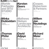 2013 fall Current Work lecture series, The Architectural League of New York