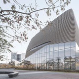 Architecture Merit Award Winner: Model Home Gallery in Seoul, South Korea by NADAAA (Image Credit: John Horner)