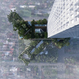 Peruri 88 seen from above (Image: MVRDV)