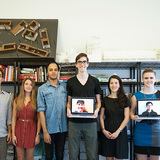 Finalists: Of Possible Architectures (Vincent Appel, Ethan Lay-Sleeper, Jaime Magaliff, Paul Miller, Heather Murtagh, Franklin Romero Jr., and Emily Ruopp, in collaboration with Jay Atherton)