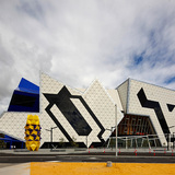 """National culture builders"" ARM Architecture wins the 2016 Australian Gold Medal"