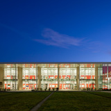 Merit Award - Eastbrook Middle School, Dalton, GA by Perkins+Will. Photo courtesy of Jonathan Hillyer