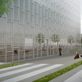 Urban plaza (Image: studio SH)