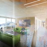 Interior rendering (Image: schmidt hammer lassen architects)