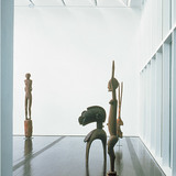 View of the African Art gallery (Photo: Richard Bryant)