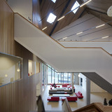 Staircase (Image: Mecanoo architecten)