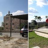 Revitalization of Birzeit Historic Center: Children's playground. Photo: AKAA / RIWAQ
