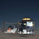 Halley VI Research Station via British Antarctic Survey