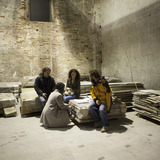 The Kundoo team in Venice. Credit; Marta San Vicente