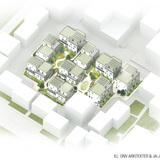 Axonometric view (Image: ONV Architects & JAJA Architects)