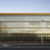 Central Judicial Collection Agency in Leeuwarden, the Netherlands by Claus en Kaan Architecten; Photo: Christian Richters