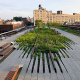 The High Line in New York, New York, by James Corner Field Operations. Image courtesy of the MCHAP.