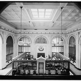 State Savings Bank in Detroit (interior) source Library of Congress
