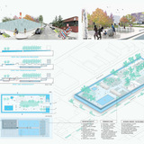 2nd Place: POOL LOOP Morcillo + Pallares arquitectos: Ana Morcillo Pallares and Jonathan Rule; Murcia, Spain
