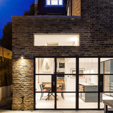 Slot House in London, UK by Au Architects; Photo: David Butler Photography