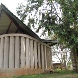 Chapel, Rainforest International School in Yaoundé, Cameroon by Method Design Architecture + Urbanism; team member- Lyndon Julien-Sehl.