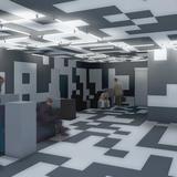 Lobby, gray (Image: MVRDV)