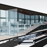 SECTION PERSPECTIVE - Image Courtesy of ONZ Architects
