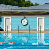 London Winner 2012: The Hurlingham Club Outdoor Pool, London SW6 - David Morley Architects (Photo: Jarosaw Wierczorkiewicz)