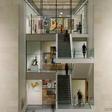 Shortlisted: Boston Museum of Fine Arts Boston, USA by Foster + Partners (Photo: Chuck Choi)