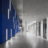 Secondary School, Braamcamp Freire Pontinha in Lisbon, Portugal by cvdb arquitectos; Photo- invisiblegentleman.com