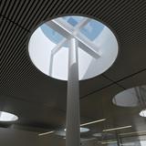Koà - Ristorante aziendale Zambon Group in Bresso, Italy by Vittorio Grassi Architetto and Partners