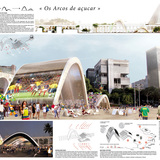 Honorable Mention: Agathe Marimbert, Elsa Arsenault, Mathieu Terne; Country: France; Team Type: Architect