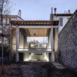 Row House, 2012, Olot, Girona, Spain. Photo - Hisao Suzuki