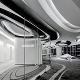 Sky SOHO Leasing Showroom in Shanghai, China by GAP Architects; Photo: Raymond Lau/Jerry Yin
