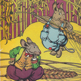 Country Mouse and City Mouse from Folk Tales Children Love edited by Watty Piper. Image via gingerbreadcottage.blogspot.com.