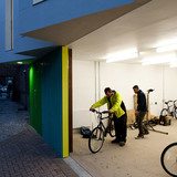 The Dellow Day Centre, London E1 by Featherstone Young