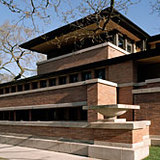 Robie House Chicago, Illinois Frank Lloyd Wright, 1910