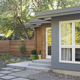 Early Eichler Expansion in Palo Alto, CA by Klopf Architecture; Photo: Mariko Reed