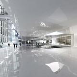 Interior rendering (Image: Wolfgang Tschapeller)