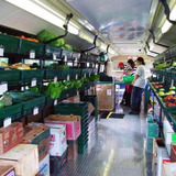 Fresh Moves mobile produce market, by Latent Design.