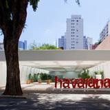 Havianas flagship store, São Paulo. Image: ESPASSO