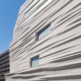 SFMOMA façade of Snøhetta expansion; photo: © Henrik Kam, courtesy SFMOMA.