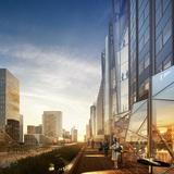 Future Projects - CIVIC: Hudson Yards Masterplan by Kohn Pedersen Fox Associates