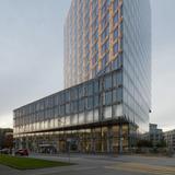 Allianz Headquarters in Zurich, Switzerland by Wiel Arets Architects.