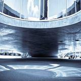 SANAA's Rolex Center via Freda Weng Chu