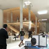 Pavilion (Image: MVRDV)