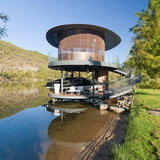 Shore Vista Boat Dock in Austin, TX by Calvin Chen, Thomas Bercy, Dan Loe