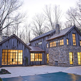 House in the Woods in Connecticut by JENDRETZKI LLC
