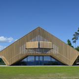 Vineyard at the Lake of Constance, Hattnau 62, Germany, Elmar Ludescher Architekt. Photo credit: entrant of the 2014 Wood Design Awards.